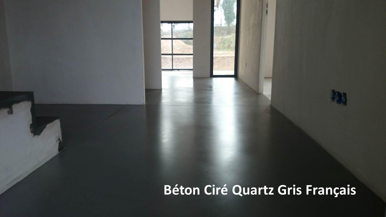 b ton cir pour sols avant premi res coop rative d. Black Bedroom Furniture Sets. Home Design Ideas